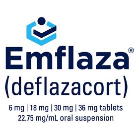 EMFLAZA (deflazacort) Vector Logo's thumbnail