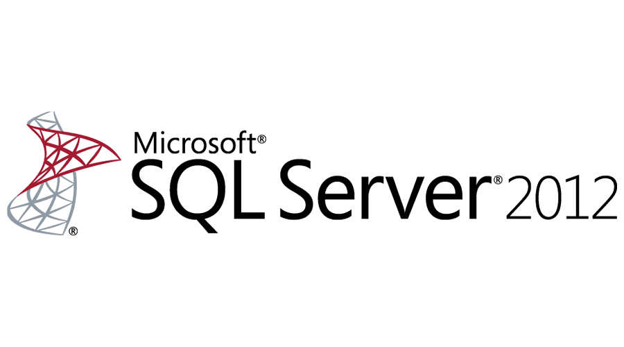 microsoft sql server 2012 vector logo free download