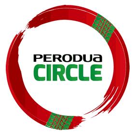 Perodua Circle Vector Logo's thumbnail