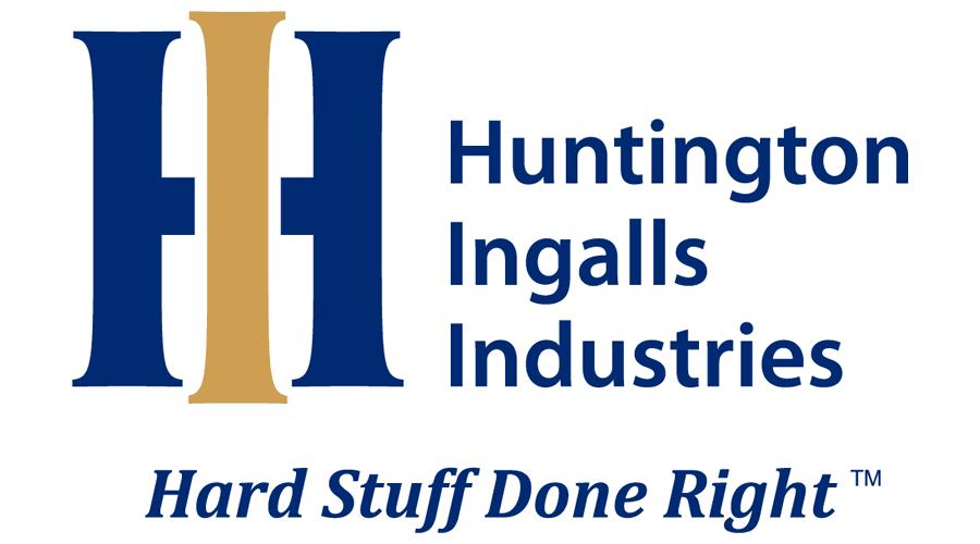 Resultado de imagem para huntington ingalls logo