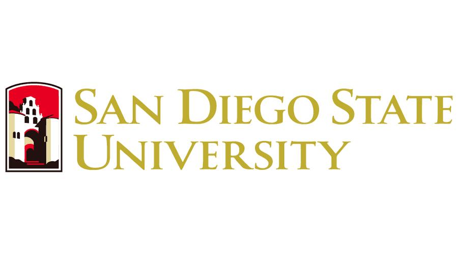 San Diego State University (SDSU) Vector Logo