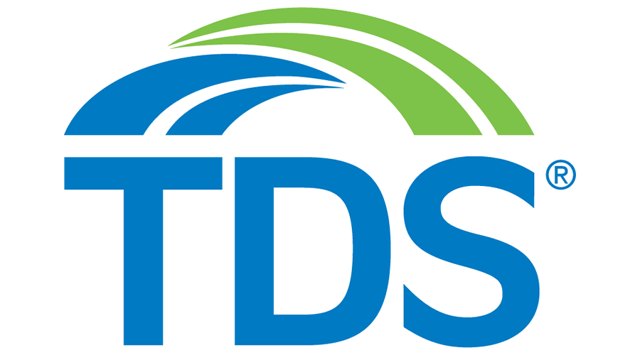 Telephone and Data Systems (TDS) Vector Logo