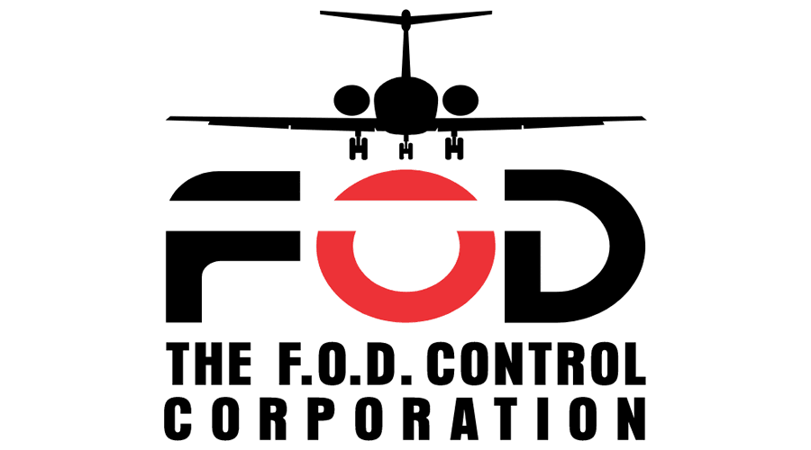 The FOD Control Corporation Vector Logo