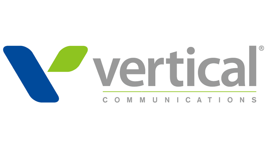 Vertical Communications Vector Logo