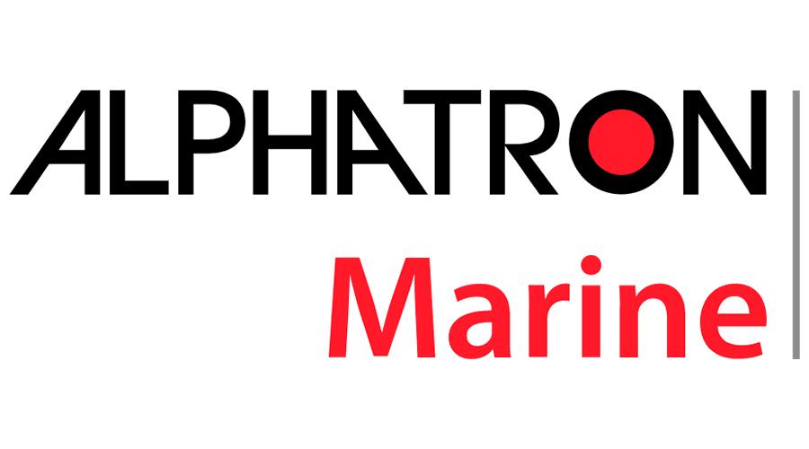 Alphatron Marine Vector Logo