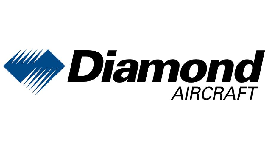 Diamond Aircraft Vector Logo Free Download Svg Png