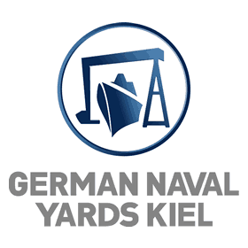 GERMAN NAVAL YARDS KIEL Vector Logo's thumbnail