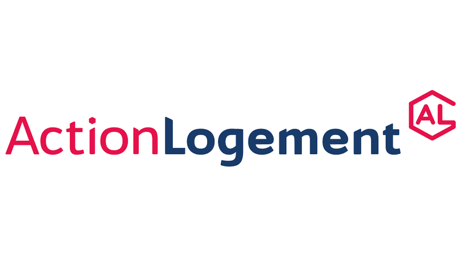 Action Logement Vector Logo
