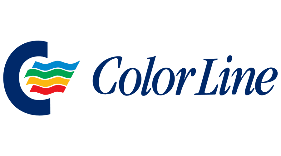Color Line Vector Logo