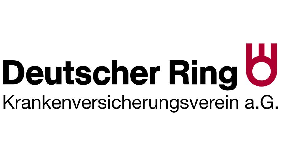 Deutscher Ring Krankenversicherung Vector Logo