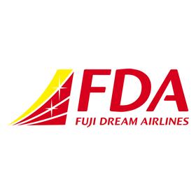 Fuji Dream Airlines (FDA) Vector Logo's thumbnail