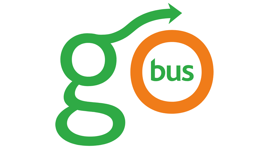 Go Bus Vector Logo