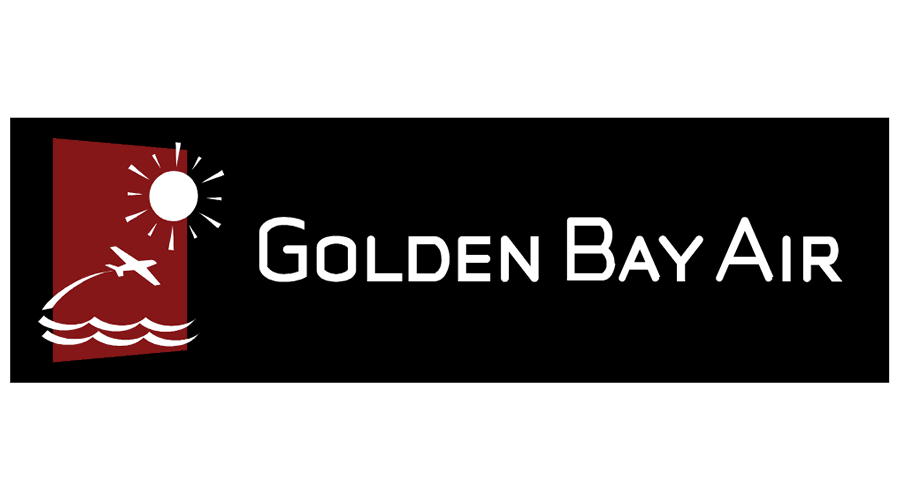 Golden Bay Air Vector Logo