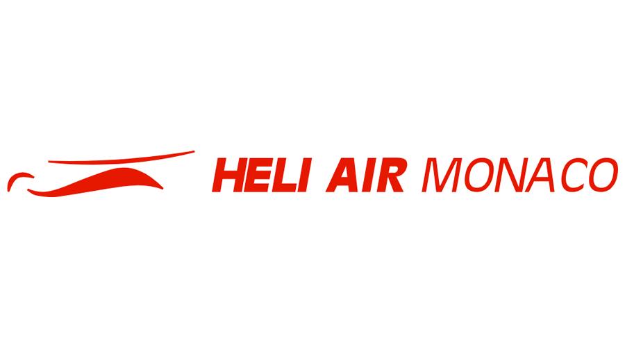 Heli Air Monaco Vector Logo
