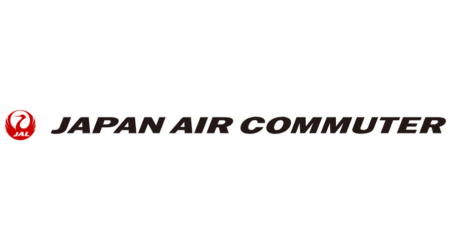 Japan Air Commuter Vector Logo