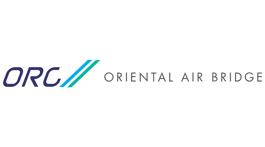 Oriental Air Bridge (ORC) Vector Logo