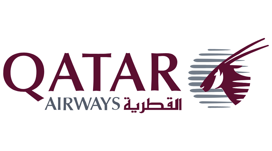 Qatar Airways Vector Logo | Free Download - (.SVG + .PNG) format -  SeekVectorLogo.Com