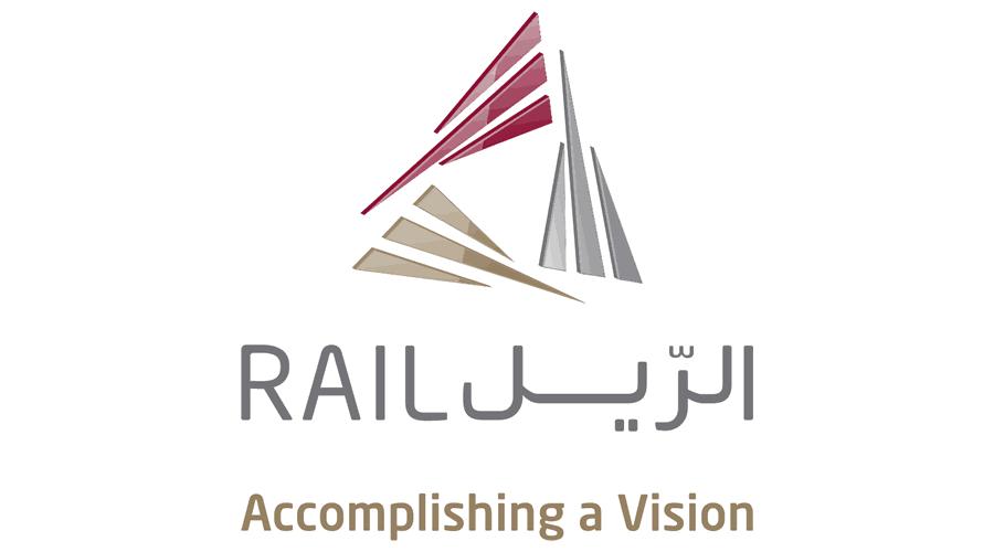 Qatar Rail Vector Logo