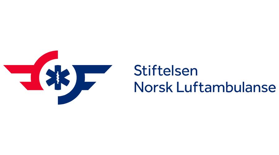 Stiftelsen Norsk Luftambulanse Vector Logo