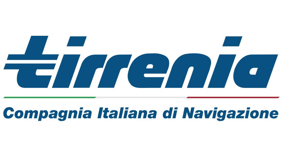 Tirrenia Lines Vector Logo