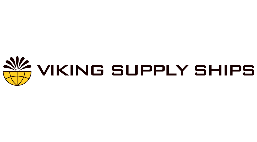 Viking Supply Ships Vector Logo
