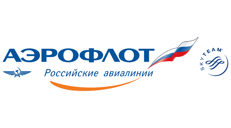 Resultado de imagen para Aeroflot logo png