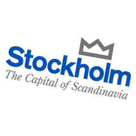 Stockholm The Capital of Scandinavia Vector Logo's thumbnail
