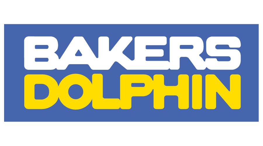 Bakers Dolphin Vector Logo