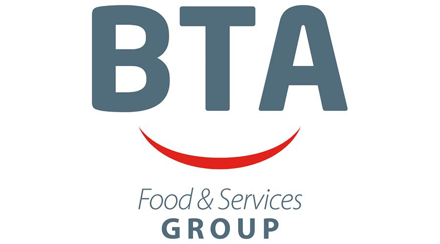 BTA Food & Services GROUP Vector Logo