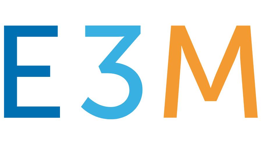 E3M Vector Logo