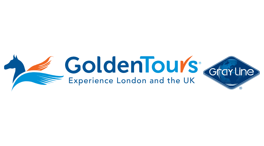 Golden Tours Vector Logo