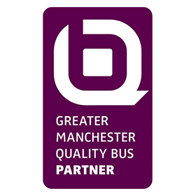 GREATER MANCHESTER QUALITY BUS PARTNER Vector Logo's thumbnail