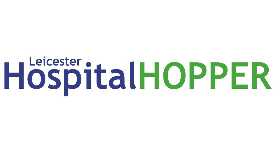 Leicester Hospital HOPPER Vector Logo