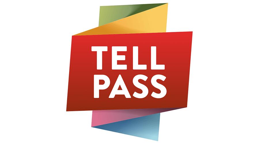 TELL-PASS Vector Logo