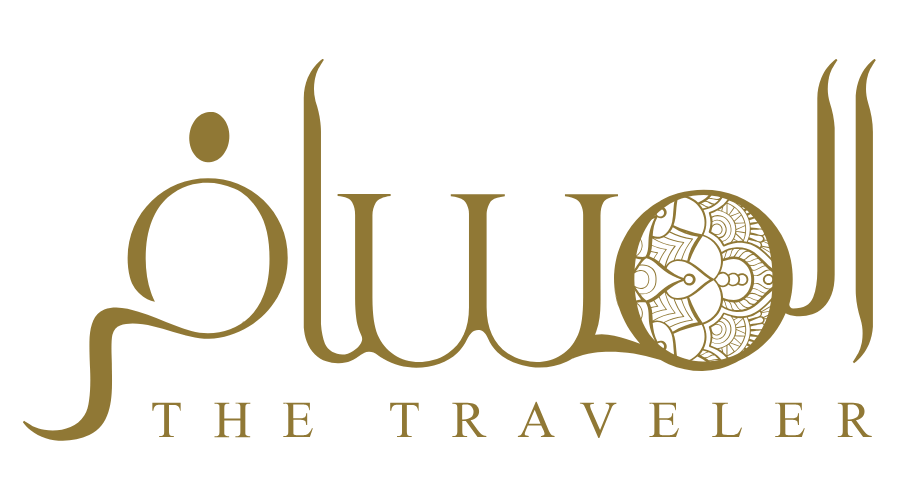 The Traveler Magazine Vector Logo