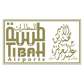 Tibah Airports Vector Logo's thumbnail