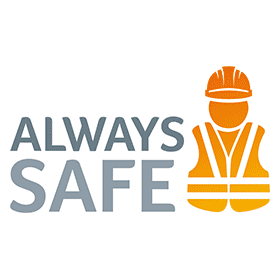 ALWAYS SAFE Vector Logo's thumbnail