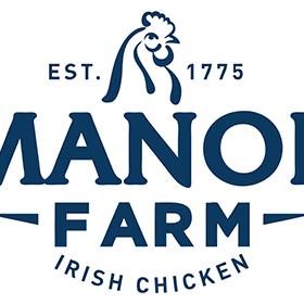 MANOR FARM IRISH CHICKEN Vector Logo's thumbnail
