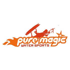 Pure Magic Water Sports Vector Logo's thumbnail