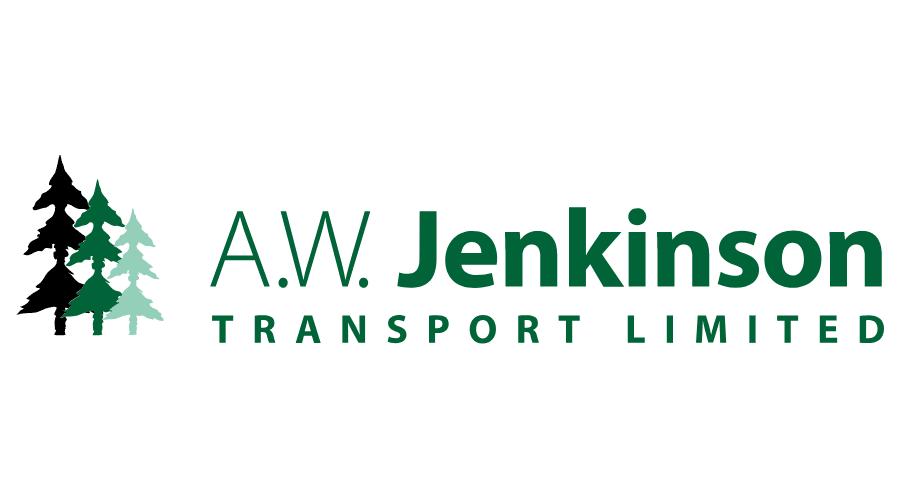 A.W. Jenkinson Transport Limited Vector Logo
