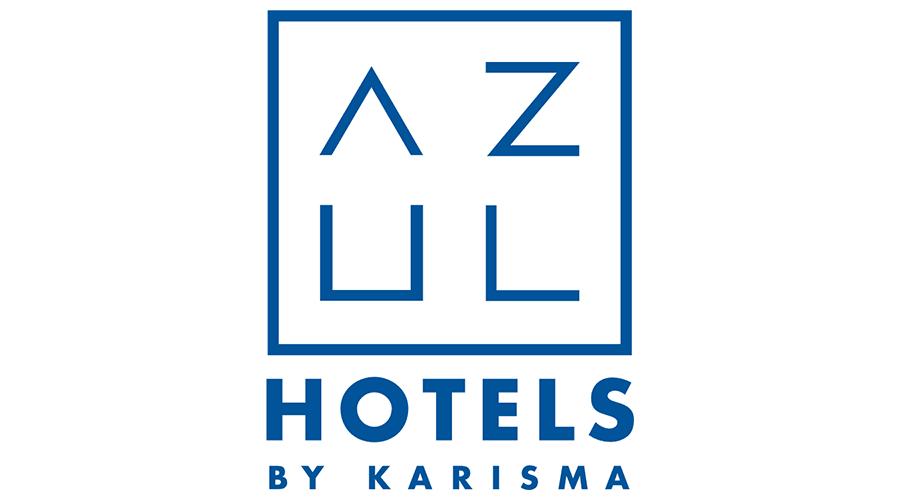 Azul Hotels by Karisma Vector Logo