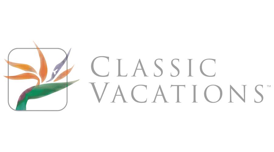 Classic Vacations Vector Logo