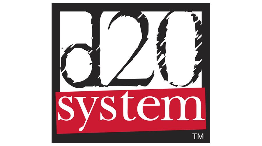 D20 System Vector Logo