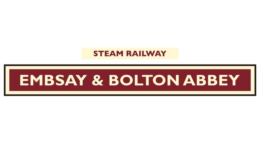 EMBSAY & BOLTON ABBEY STEAM RAILWAY Vector Logo