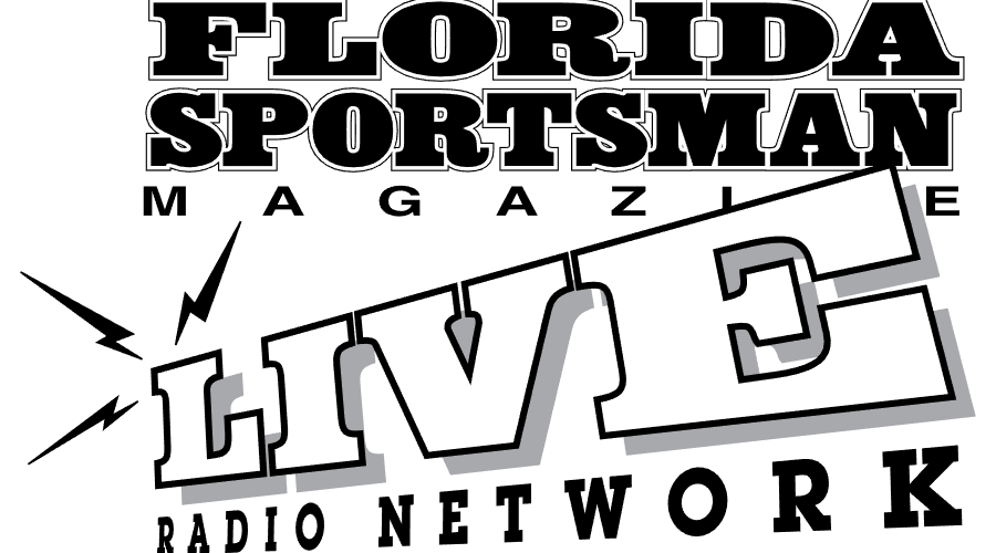 FLORIDA SPORTSMAN MAGAZINE LIVE RADIO NETWORK Vector Logo