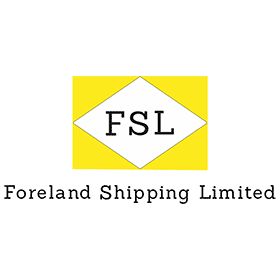 Foreland Shipping Limited (FSL) Vector Logo