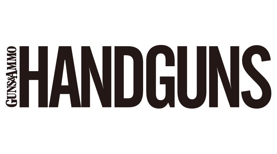 Guns & Ammo Handguns Vector Logo