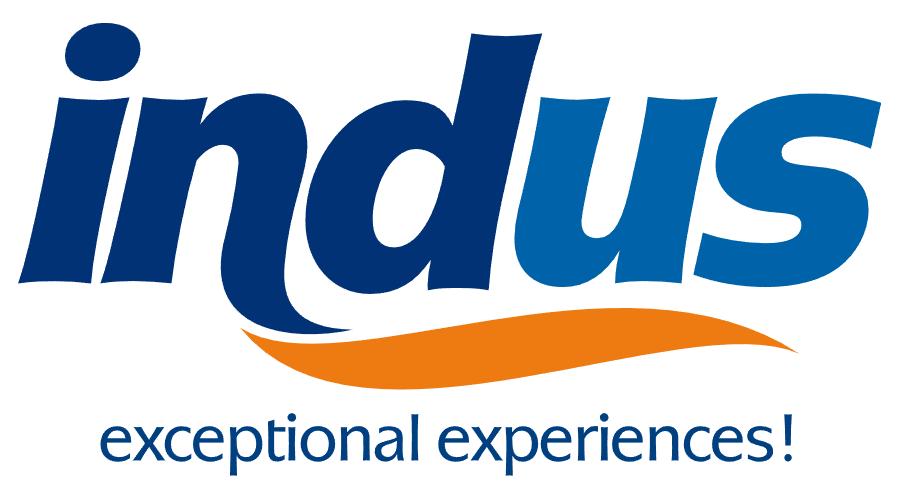 Indus Travels Inc Vector Logo
