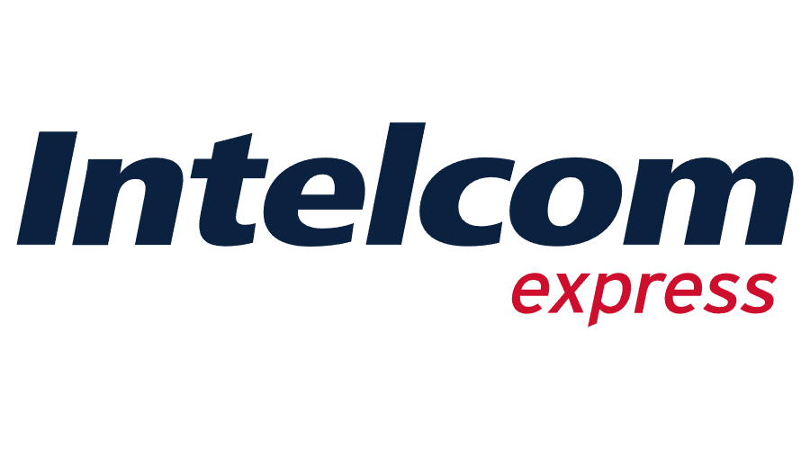 Intelcom Express Vector Logo