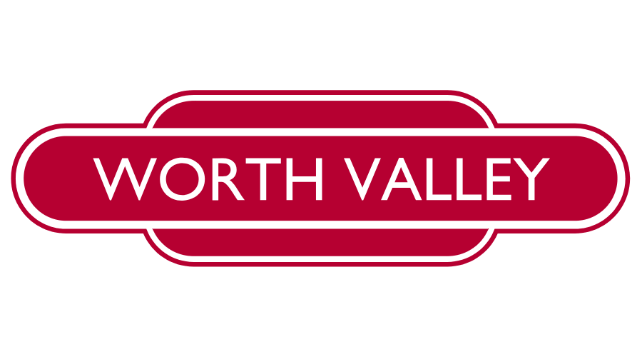 Keighley and Worth Valley Railway Vector Logo